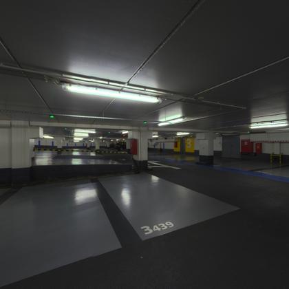 HD sky Parking Garage - Parking Lot PNG HD