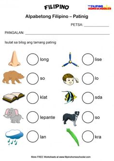 Parts Of The Body For Kids PNG Tagalog - 59292