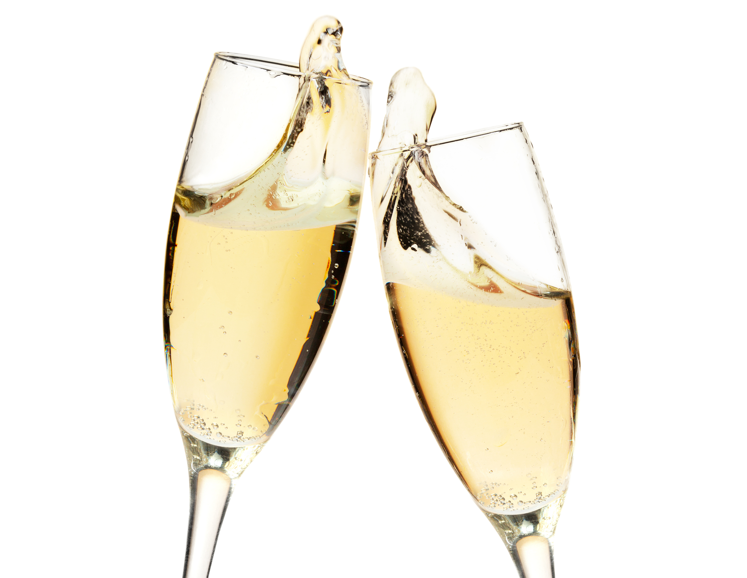 Party champagne and glass icon Vector Image 176129 - Champagne PNG