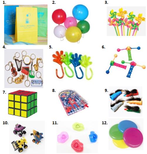 . PlusPng.com Arcade Party - Favors - Party Favors PNG