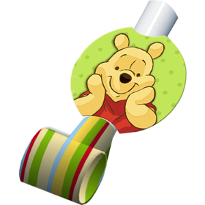 Winnie The Pooh Party Favors Supplies For Kids