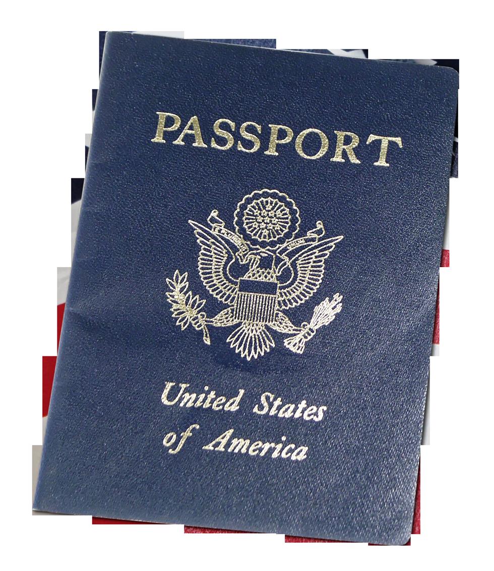 Passport HD PNG - 92008