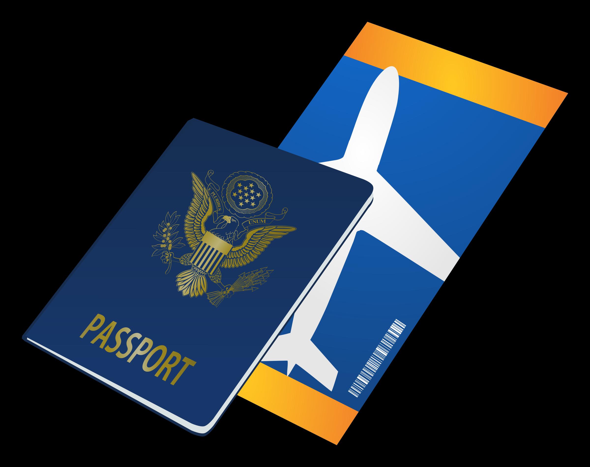 Passport HD PNG - 92007