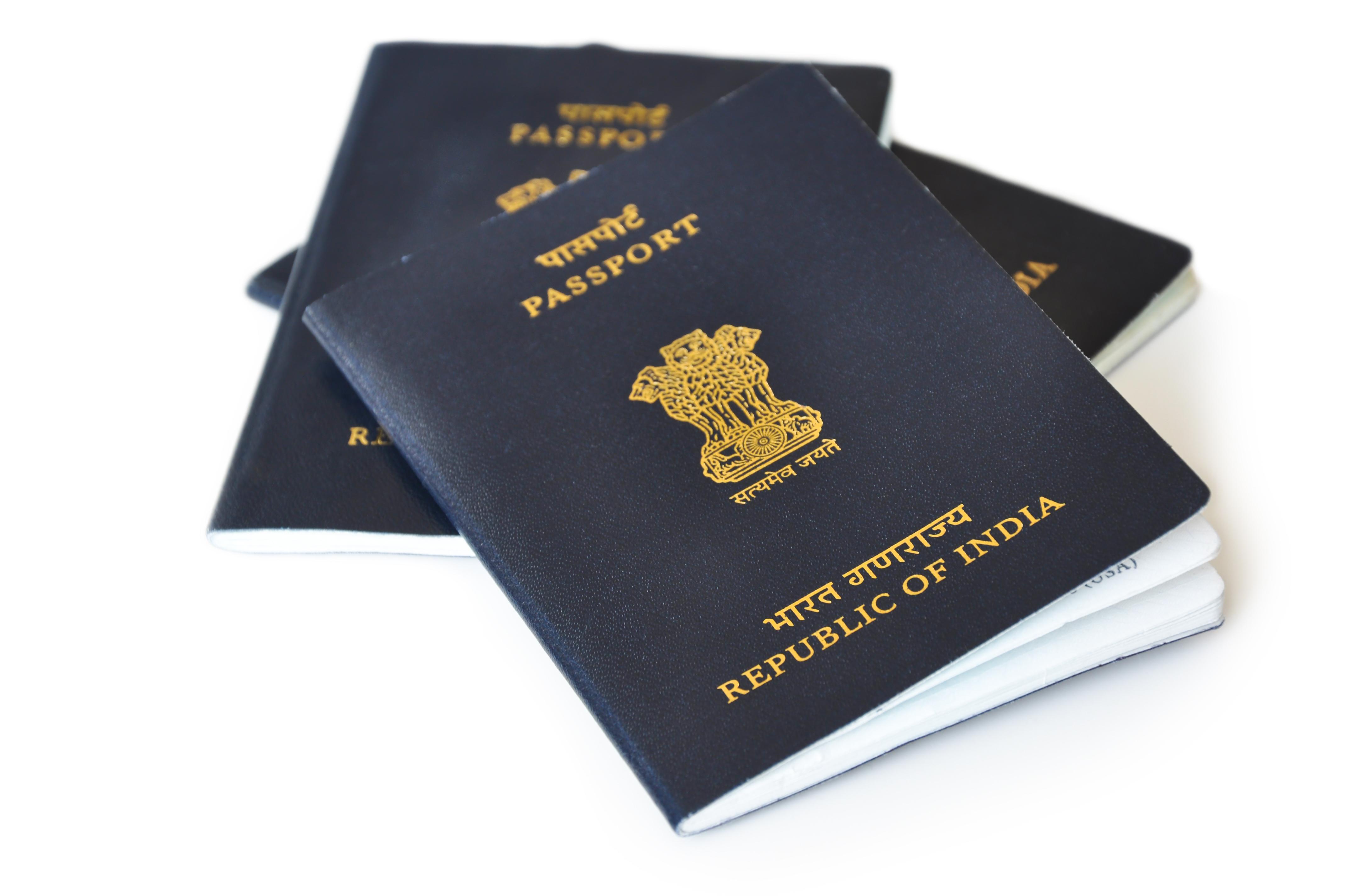 Passport HD PNG - 92001