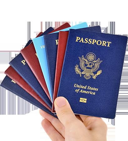 Passport HD PNG - 92003