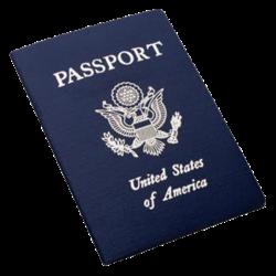 Passport HD PNG - 92009