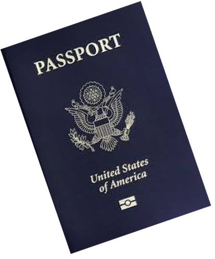 Passport HD PNG