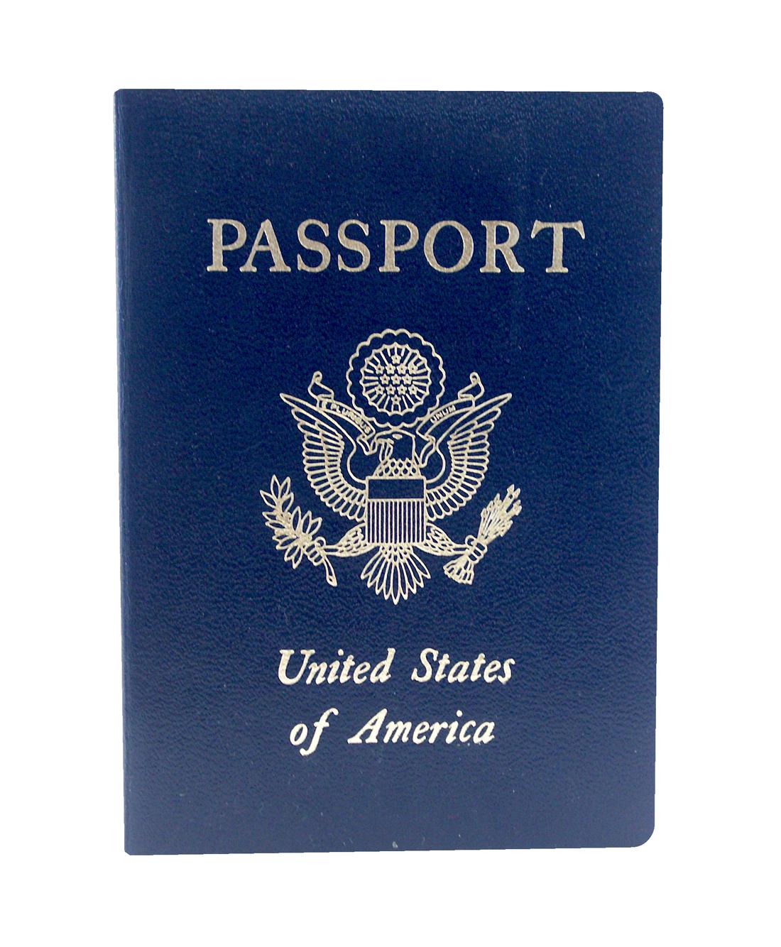 Passport HD PNG - 92010