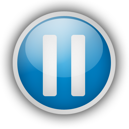 Pause Button PNG Free Download - Pause Button PNG
