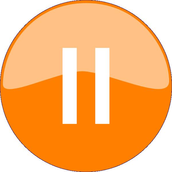 Pause Button PNG Transparent Image - Pause Button PNG