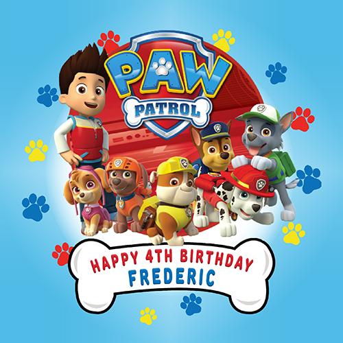 Paw Patrol Birthday Png Transparent Paw Patrol Birthday