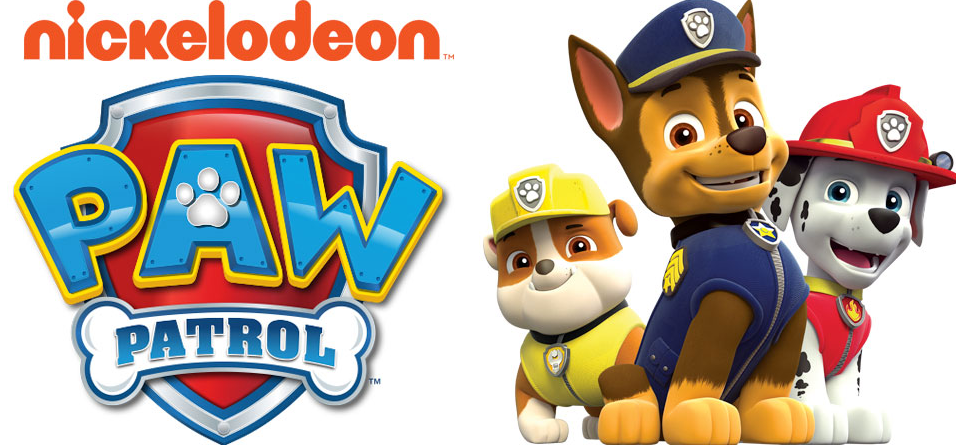 CONTACT US - Paw Patrol PNG HD