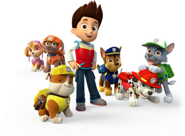 Games - Paw Patrol PNG HD