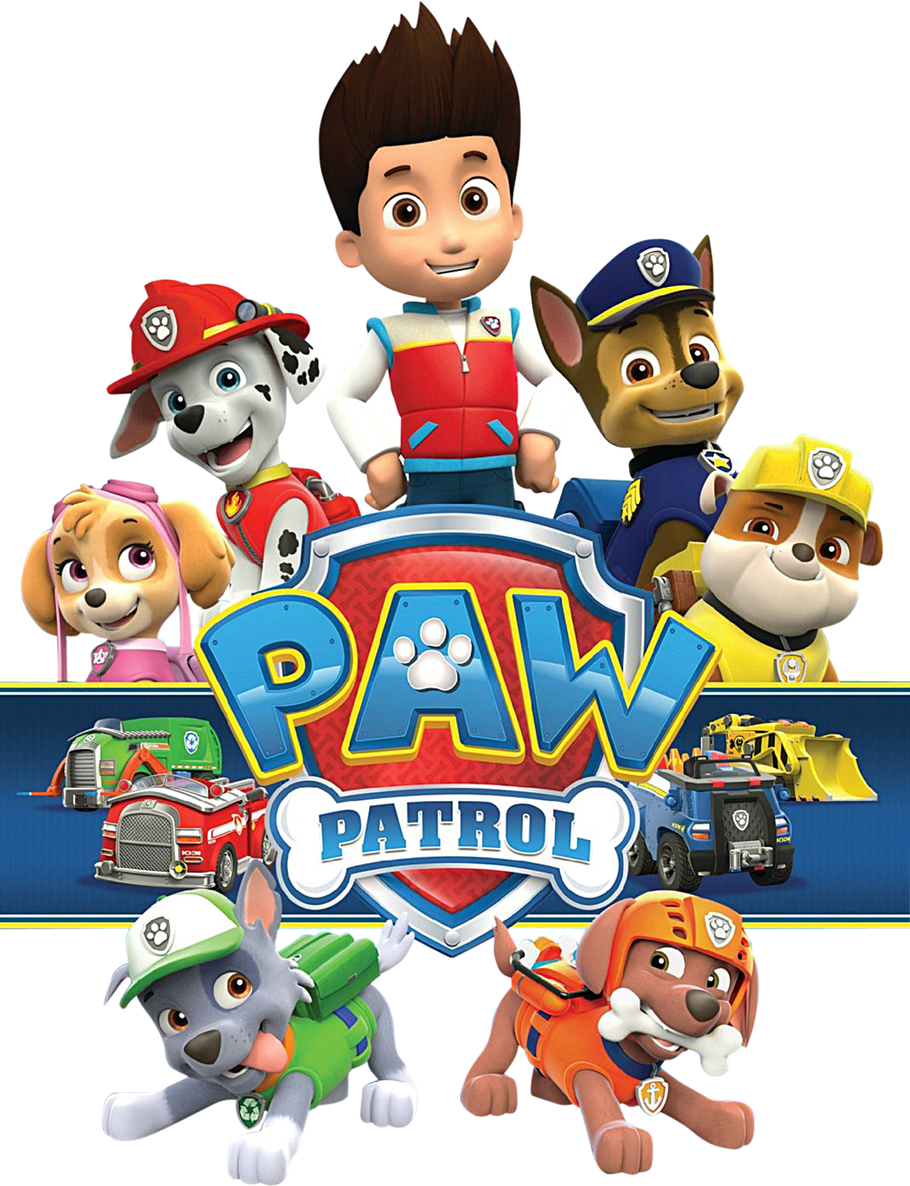 Paw Patrol Wallpaper | Paw Patrol Toys | Pinterest | Paw patrol, Paw patrol  party and Paw patrol birthday - Paw Patrol PNG HD