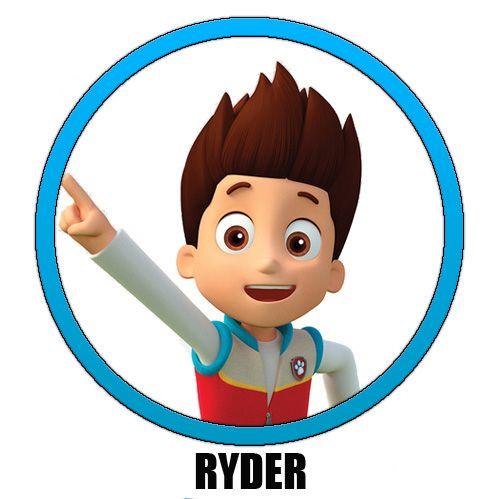 Paw Patrol Ryder PNG - 79335