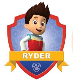 Ryder - Paw Patrol Ryder PNG