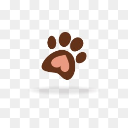 Dog paws - Paw PNG HD