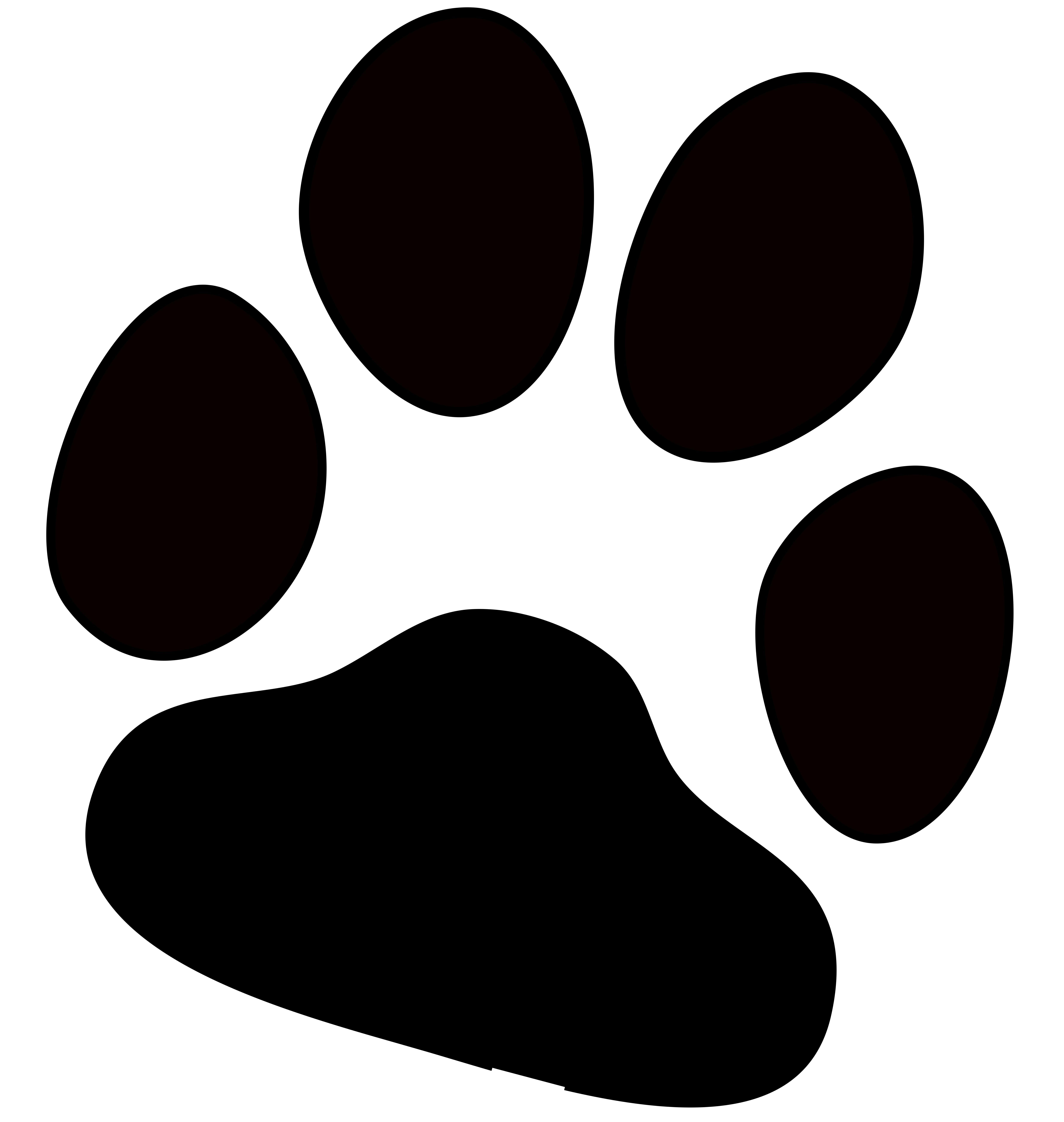 Paw PNG HD