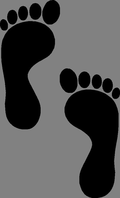 Footprints PNG HD - Paw PNG HD