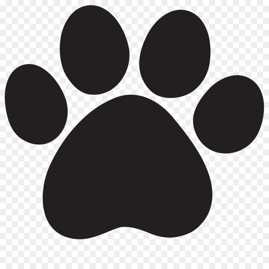 Lion Cougar Dog Cat Clip art - Paw Print - Paw PNG HD