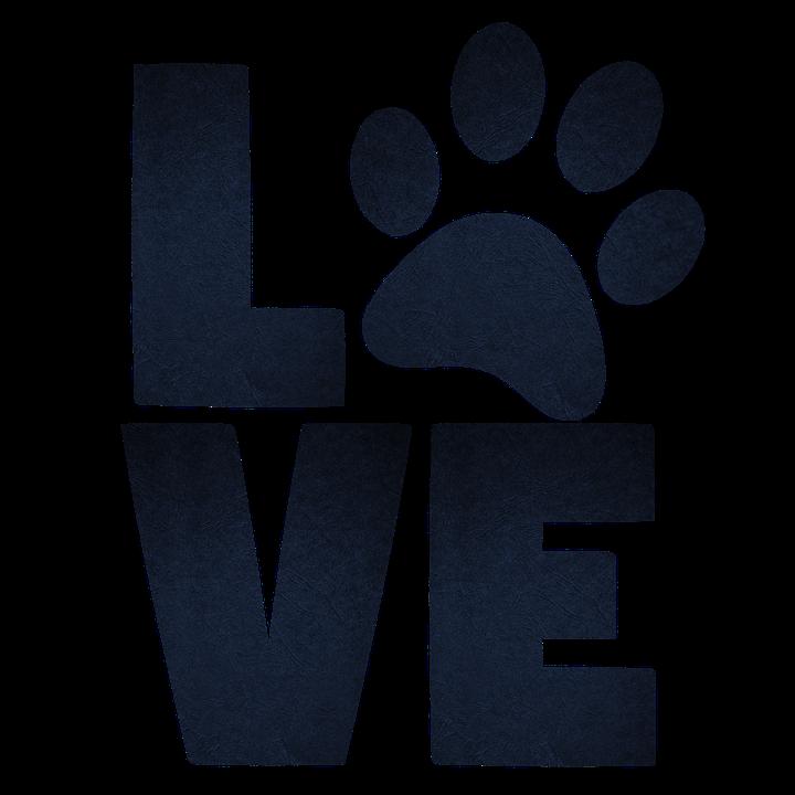 paw print love paws animal pet print cat dog - Paw PNG HD