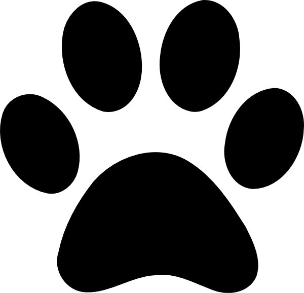 animals · paw prints - Paw Print PNG HD