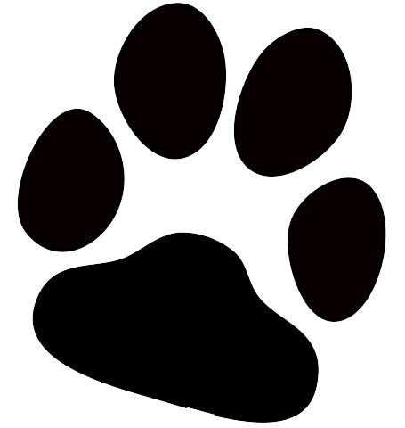 File:Dog Paw Print.png