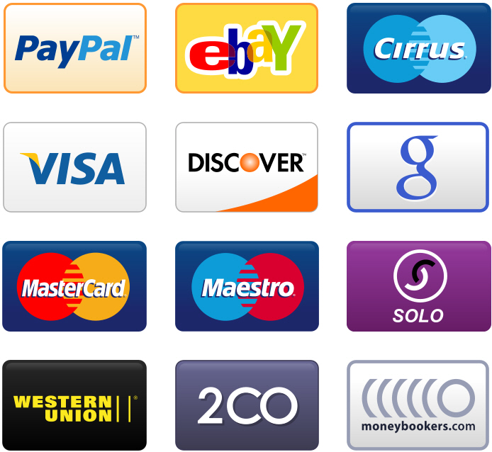 Payment Icons - Payment Method PNG