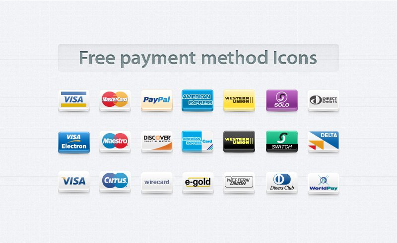 Payment Method PNG - 16626
