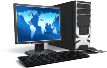 Computer - Pc HD PNG