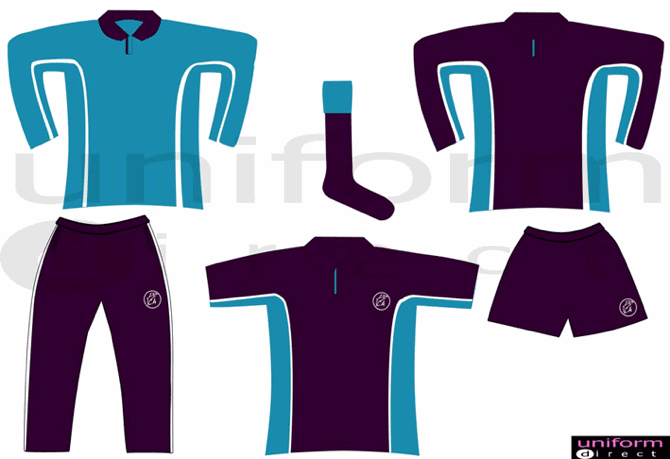 . PlusPng.com Image showing what the Cleethorpes Academy Sports Uniform looks like - Pe Kit PNG
