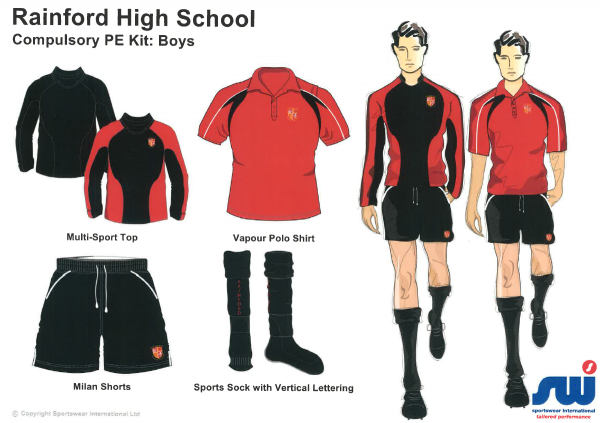 There is also an option of buying either the unisex red fleece or black  hoody and track suit pants if desired when weather is cold through the  winter. - Pe Kit PNG