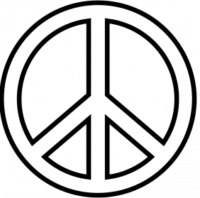 Peace PNG File - Peace Symbo PNG