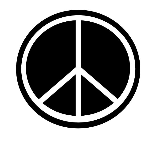 Peace Symbol PNG - 27576