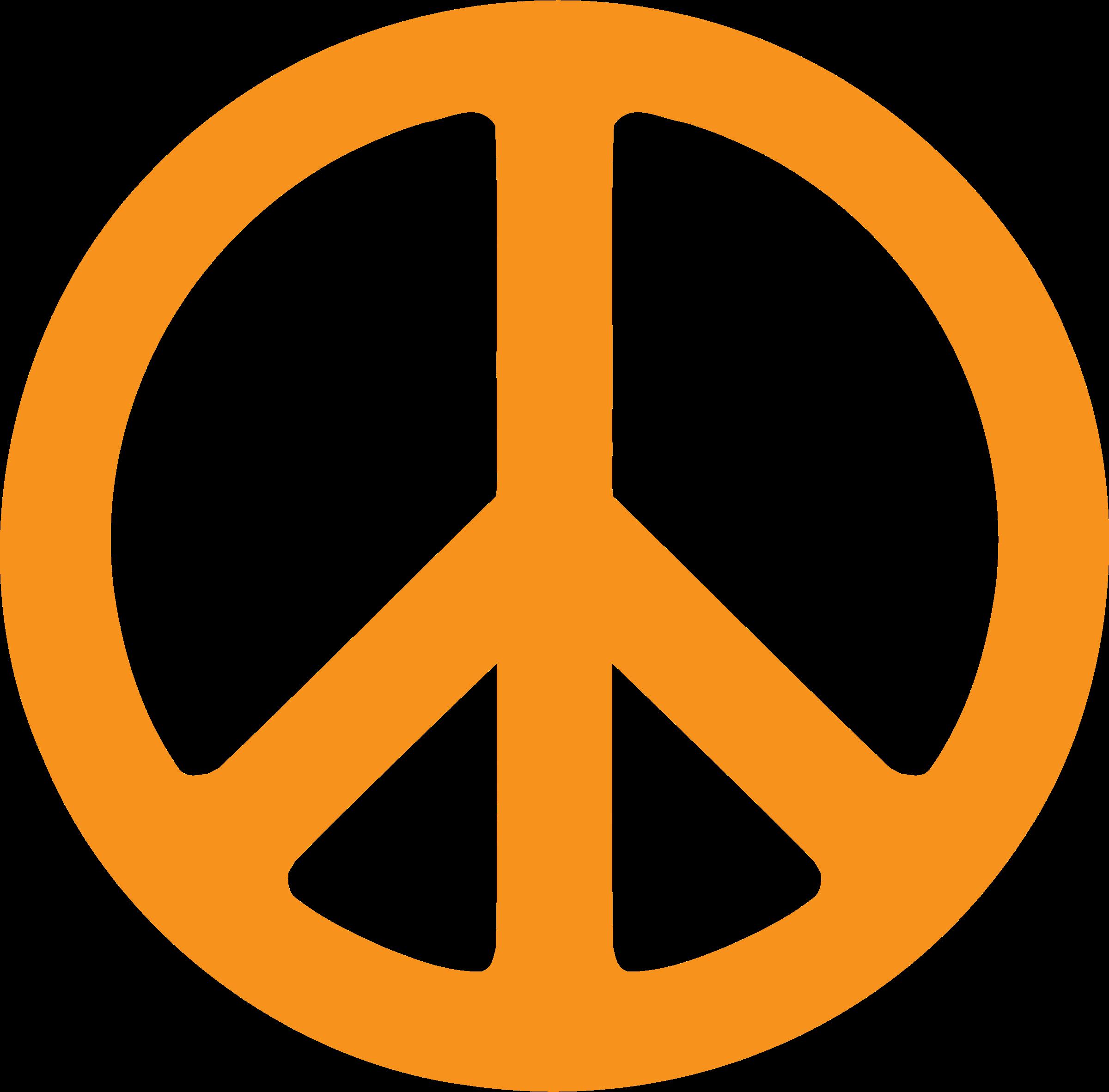 Peace Symbol PNG - 27565