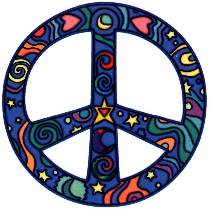 Peace Symbol PNG - 27569