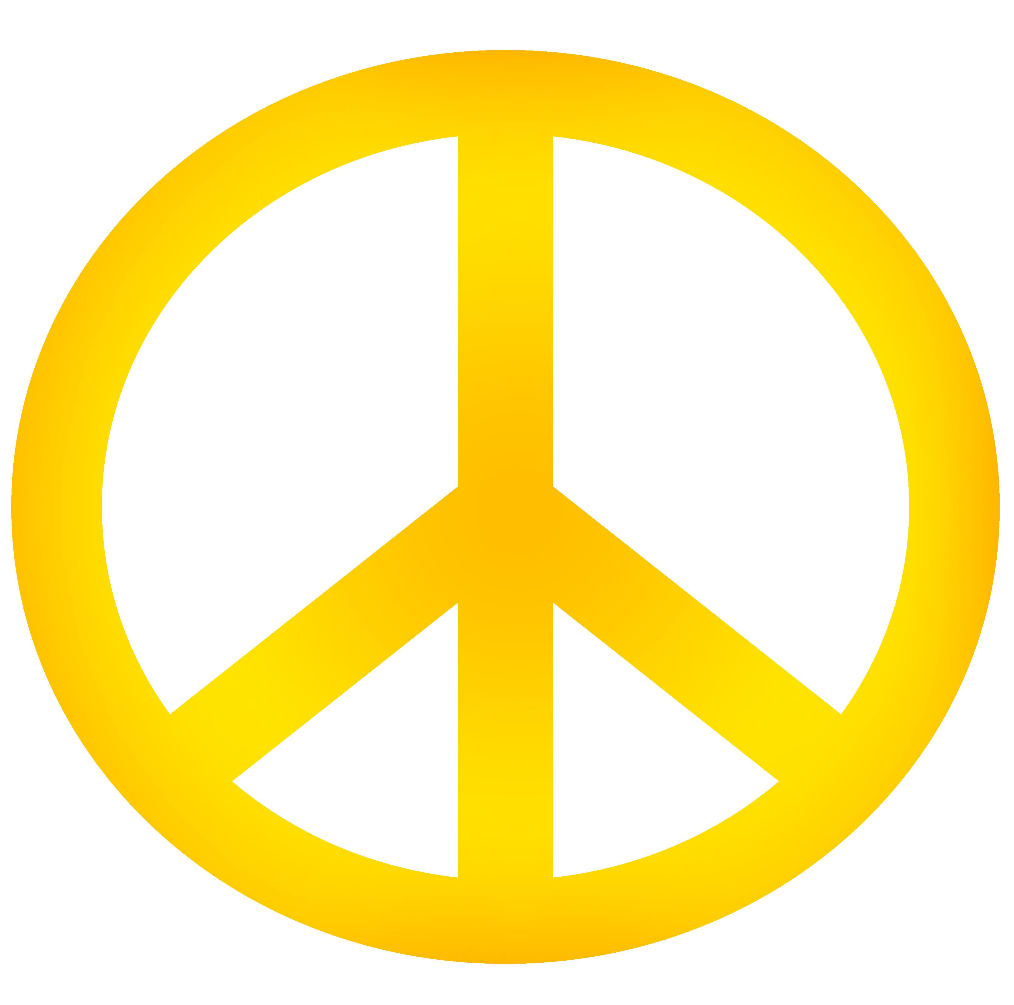 Download PNG Image - Peace Symbol Png Hd - Peace Symbol PNG