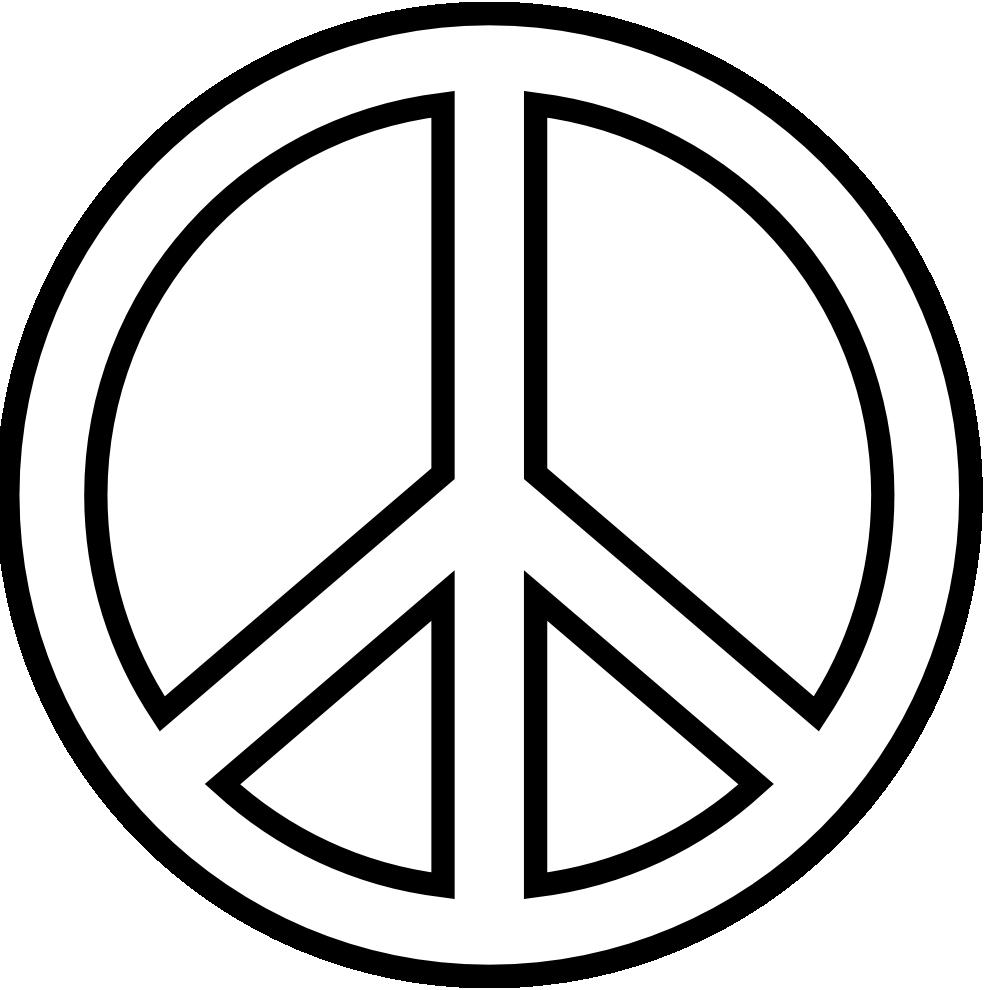Peace PNG File - Peace Symbol PNG