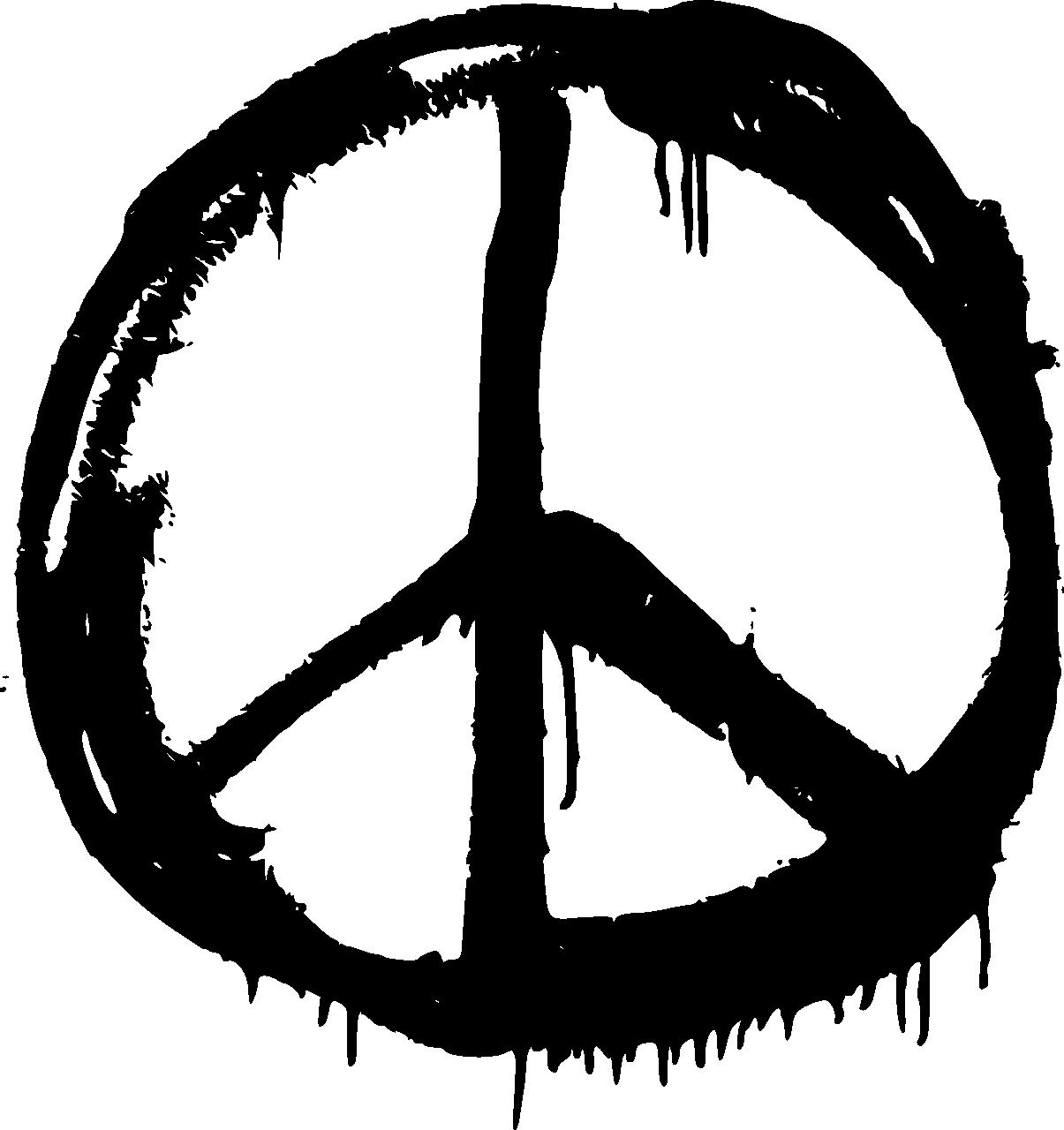 Peace Symbol PNG - 27572