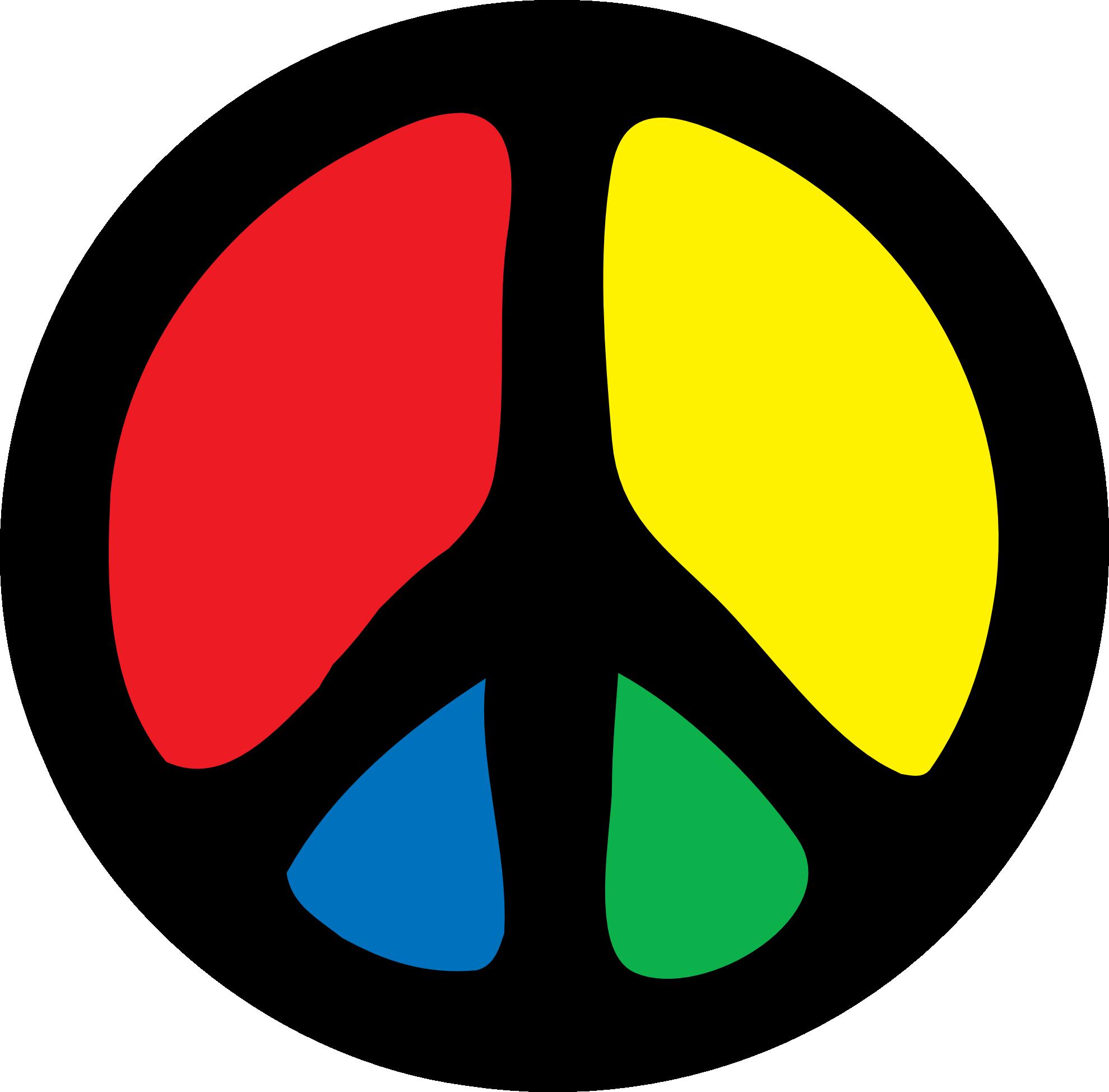 Peace Symbol PNG - 27581
