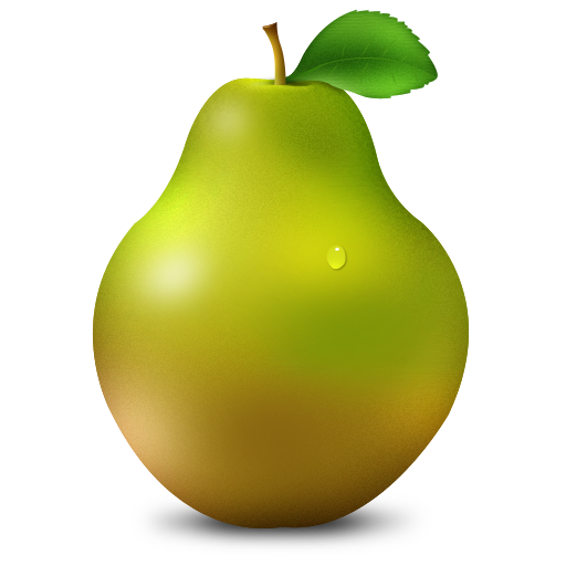Pear Icon PNG - Pear HD PNG