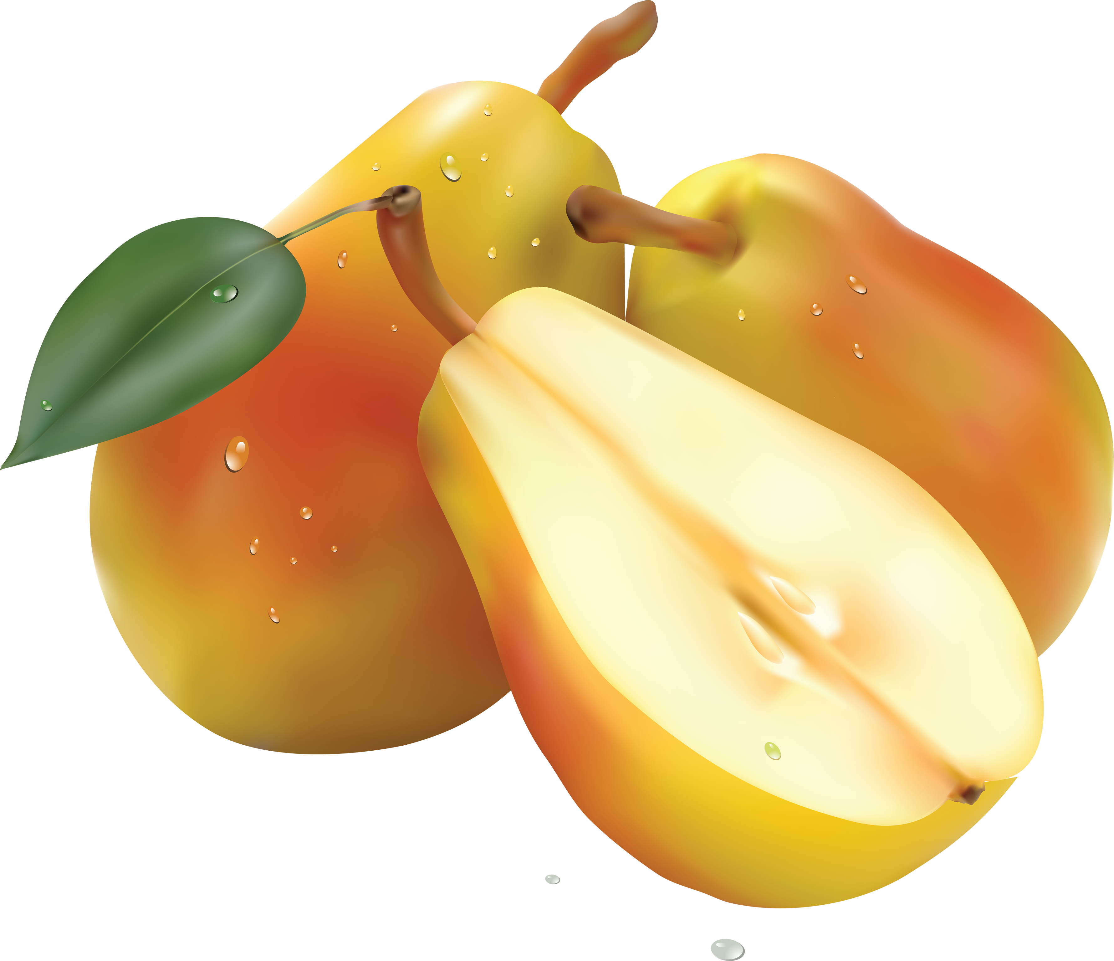 Pear PNG Transparent Images #2388549 - Pear HD PNG