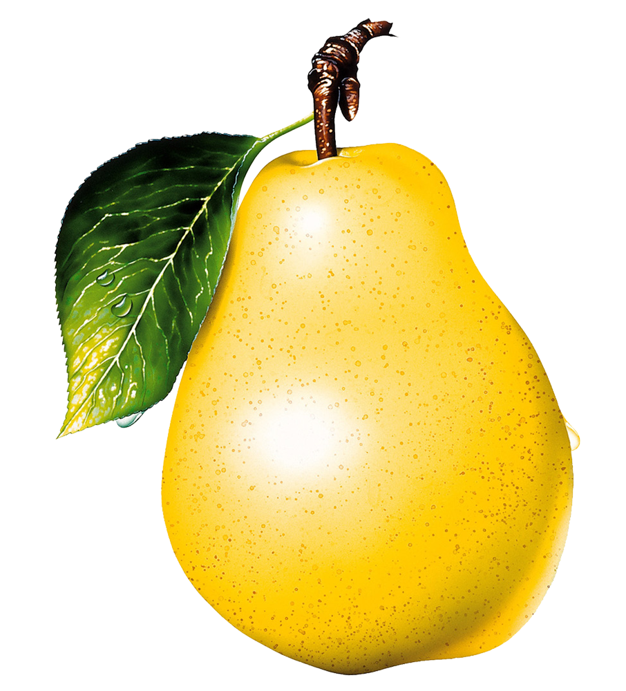 Ripe yellow pear PNG image - Pear PNG - Pear HD PNG