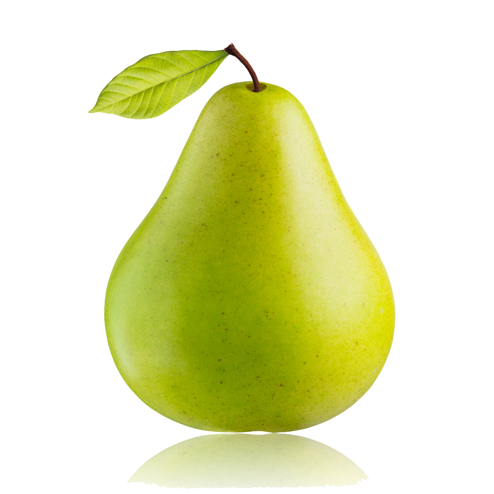 Pear PNG - 27192