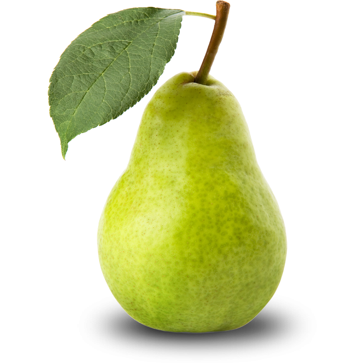 Pear PNG - 8924