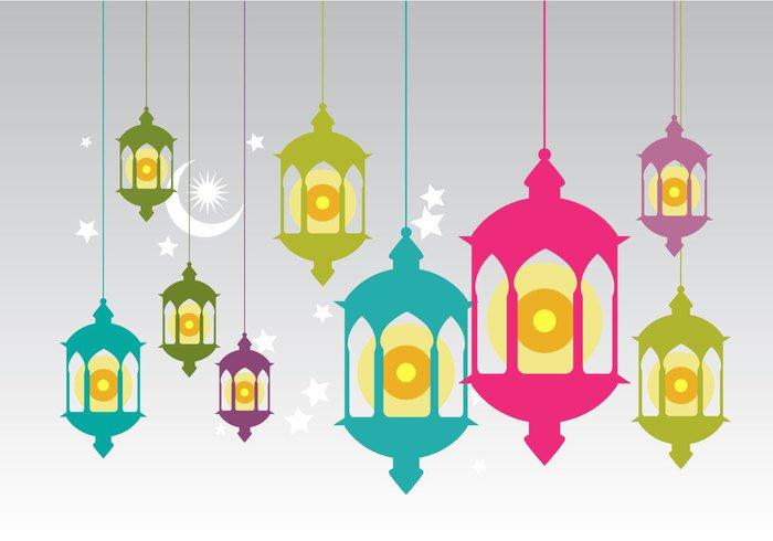 Free Pelita Oil Lamp Vector - Pelita PNG