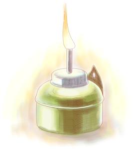 Vector Muslim Oil Lamp - Pelita - Pelita PNG