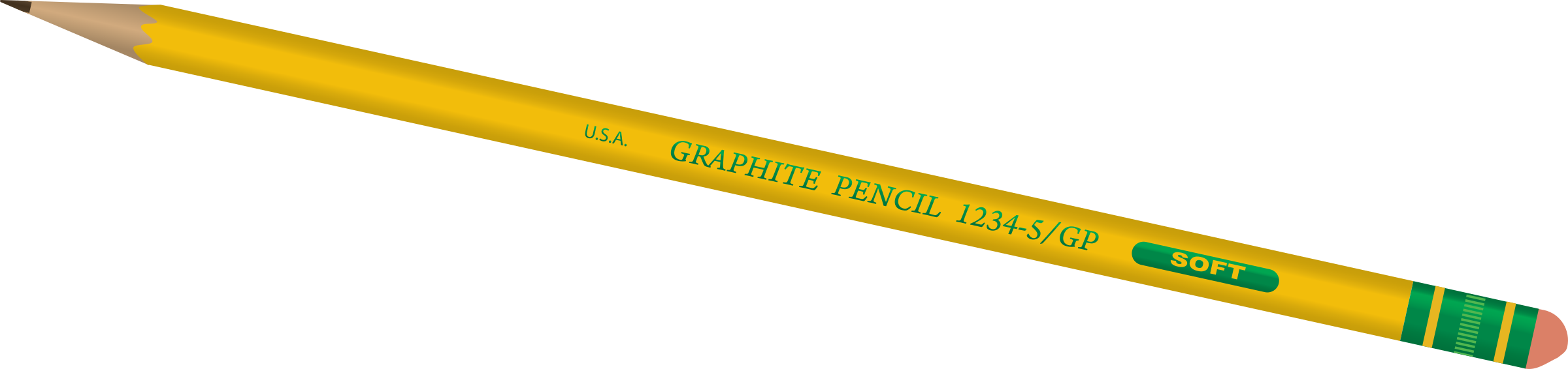 Pencil HD PNG - 120161
