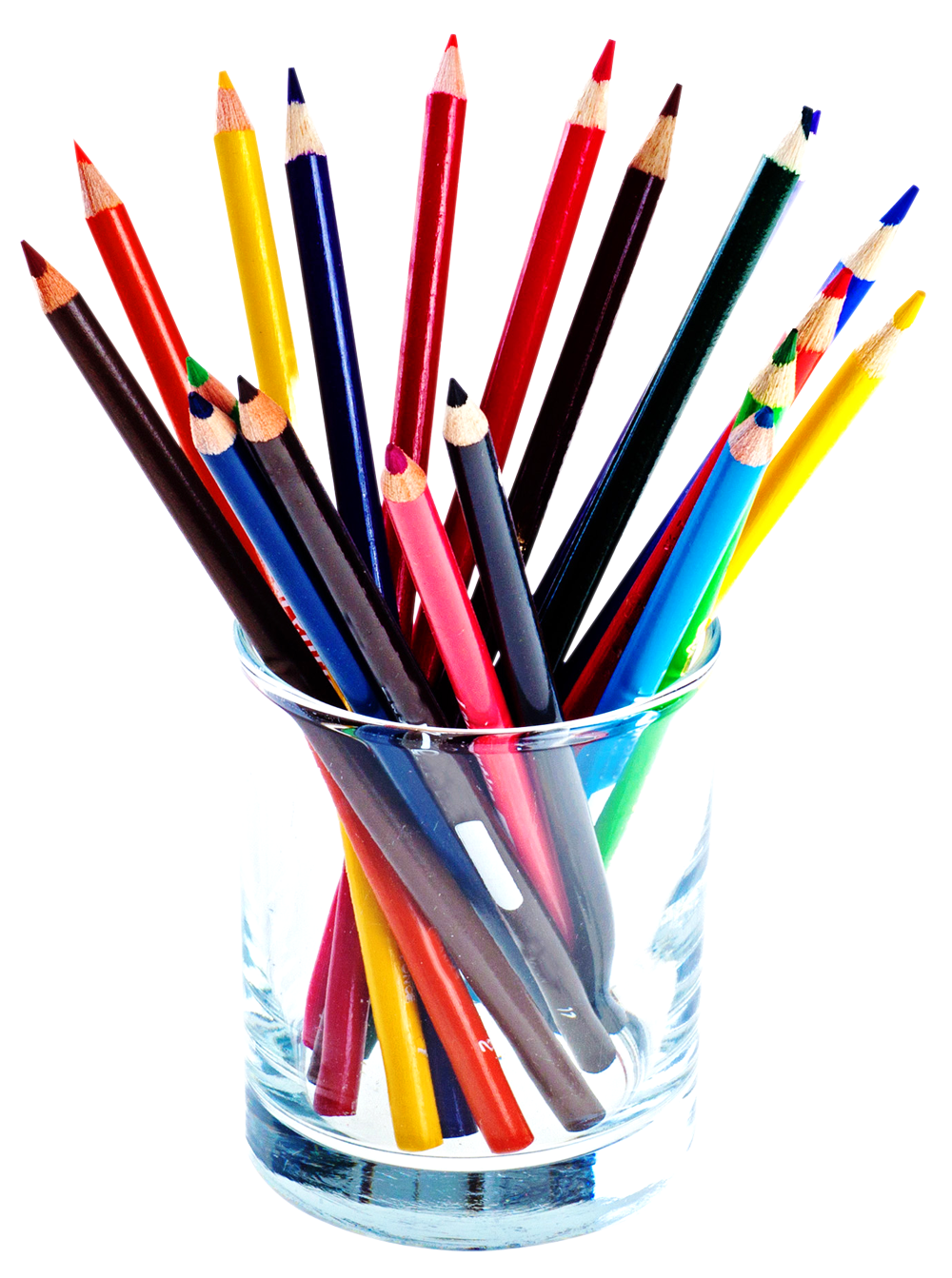 Color Pencils PNG image - Pencil PNG