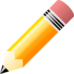 Pencil-icon.png - Pencil PNG